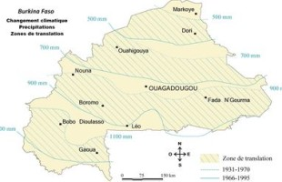 Cartes_Burkina-Faso_Changement-climatique_Precipitations_Zones_de_translation